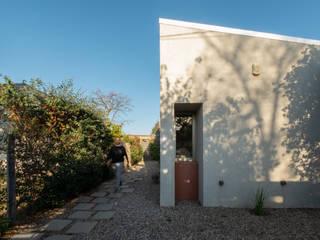 1.61arquitectos Casas de estilo mediterráneo