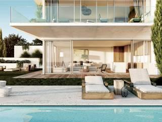 Резорт c изумительным видом на море и на город Carvoeiro. Amber Star Real Estate