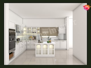 Mansha Interior Modern kitchen