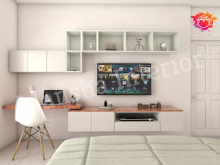 Mansha Interior Modern study/office