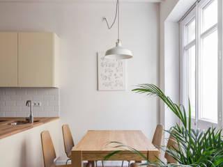 1 Kahane Architects Comedores de estilo moderno