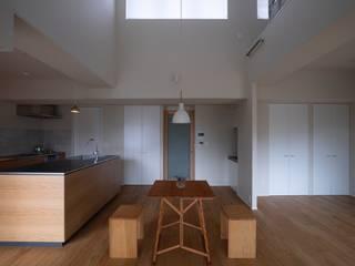 内田雄介設計室 Scandinavian style dining room