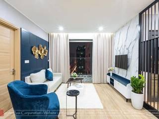 Thiết kế chung cư Dreamland Bonanza – Vẻ đẹp của sự hoàn mỹ Thiết Kế Nội Thất - ARTBOX