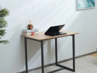 Zinan Writing Table Atmosphere Living roomSide tables & trays Wood Wood effect