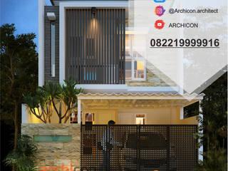 Jasa Arsitek Lamongan | Jasa Desain Interior Lamongan | Jasa Desain Rumah Lamongan | Jasa Desain Interior Lamongan | Kota Lamongan | Jasa kontraktor Lamongan Jasa Arsitek Archicon Architect Kamar Bayi/Anak Gaya Kolonial Besi/Baja Green