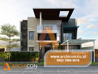 Jasa Arsitek Lamongan | Jasa Desain Interior Lamongan | Jasa Desain Rumah Lamongan | Jasa Desain Interior Lamongan | Kota Lamongan | Jasa kontraktor Lamongan Jasa Arsitek Archicon Architect Konservatori Minimalis Besi/Baja Green