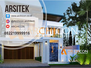 Jasa Arsitek Archicon Architect