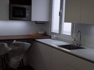 PROYECTOS Y REFORMAS VILLARROEL Кухня в стиле модерн