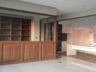 懷謙建設有限公司 Scandinavian style living room