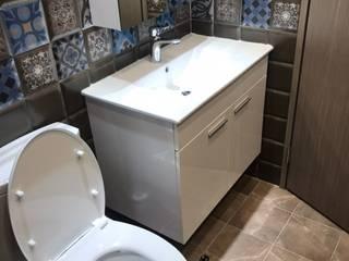 懷謙建設有限公司 Minimalist bathroom