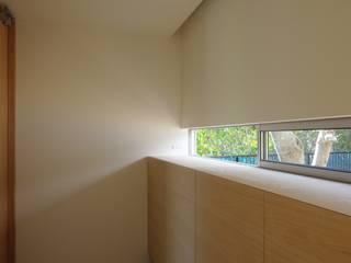 空間建築-傳 Ingresso, Corridoio & Scale in stile asiatico