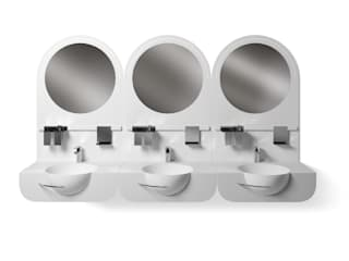 Ges Group srl BathroomSinks White