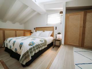 HOTEL ARTEMISIA, MENORCA FAUS INTERNATIONAL FLOORING SLU Dormitorios de estilo mediterráneo