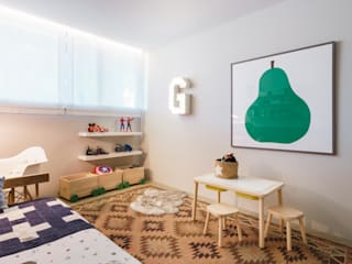 Tangerinas e Pêssegos - Design de Interiores & Decoração no Porto Boys Bedroom Wood Green
