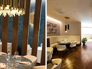 DelightFULL Salas de jantar modernas