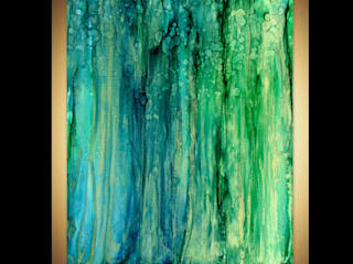 Holly Anderson Fine Art ArtworkPictures & paintings Green