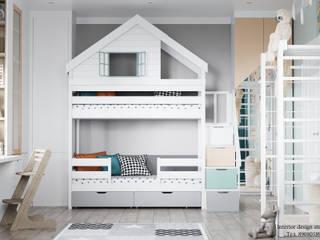 Детская комната для мальчика Студия дизайна Натали Детские спальни