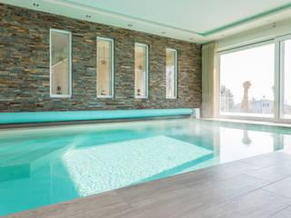 RENOLIT ALKORPLAN Schwimmbäder Kolam Renang Gaya Mediteran Turquoise