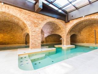 RENOLIT ALKORPLAN Schwimmbäder Kolam Renang Modern White