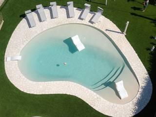 RENOLIT ALKORPLAN Schwimmbäder Kolam renang halaman