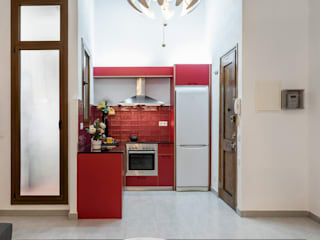 MANUEL TORRES DESIGN Small kitchens
