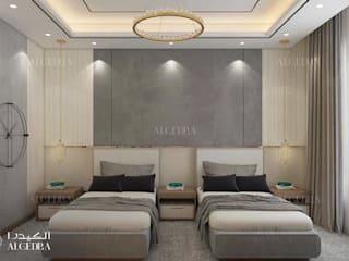 Algedra Interior Design 어린이용 침실