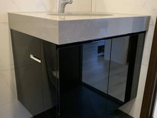 潔懋衛浴有限公司 BathroomSinks Plastik Black