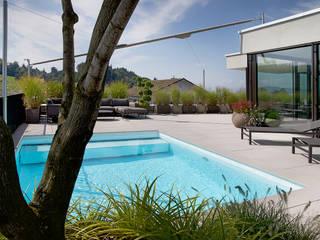RENOLIT ALKORPLAN Schwimmbäder Kolam renang halaman White