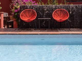 RENOLIT ALKORPLAN Schwimmbäder Kolam renang halaman Multicolored