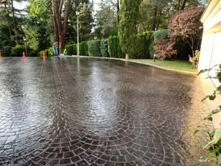 Euromar Pavimentos Taman batu Beton Black