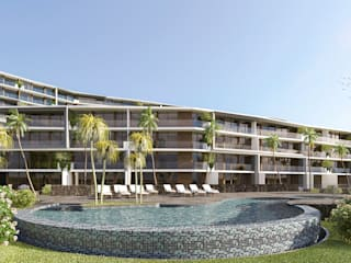 Апартаменты с тремя спальнями на Мадейре Amber Star Real Estate