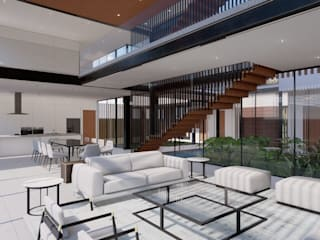 DeCasas.co Modern Living Room