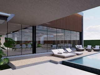 DeCasas.co Modern Terrace