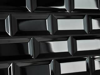 ceramica senio Classic style bathroom Ceramic Black