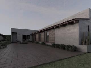 ConstruTech & Technology BIM Country house Wood Grey