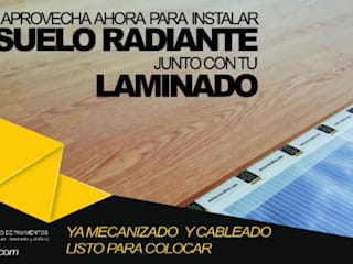 GRUPO CECATHER | FOLIO RADIANTE - SUELO RADIANTE BedroomAccessories & decoration
