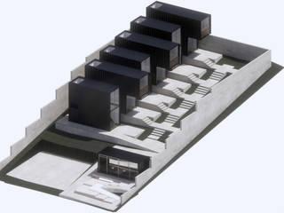 ConstruTech & Technology BIM Rumah pasif Kayu Black