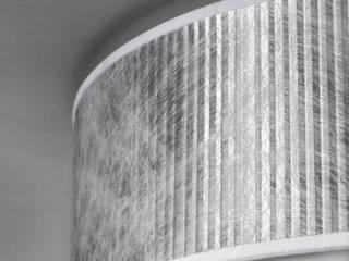 Iluminarte CasaArticoli Casalinghi Tessuti Metallizzato/Argento