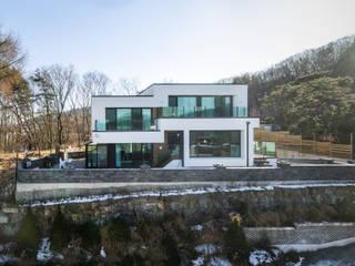 한글주택(주) Заміський будинок