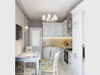 Студия дизайна ROMANIUK DESIGN Cuisine classique