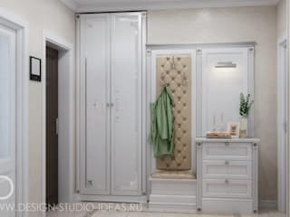 Студия дизайна ROMANIUK DESIGN Koridor & Tangga Klasik