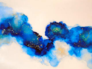 Holly Anderson Fine Art ArtworkPictures & paintings Blue