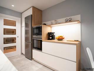 Suarco 現代廚房設計點子、靈感&圖片