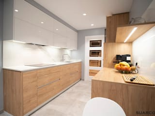 Suarco 置入式廚房
