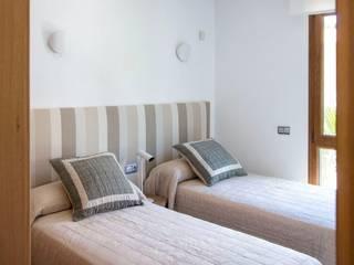 Dormitorio - Bedroom Ambar Decoraciones Dormitorios pequeños Beige