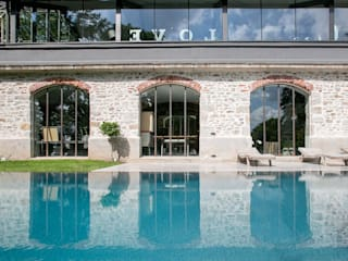 Swimmingpools Manufacture Moderne hotels