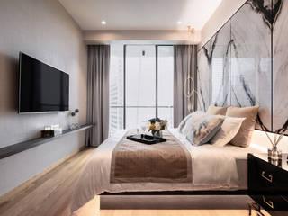 Mr Shopper Studio Pte Ltd Camera da letto moderna