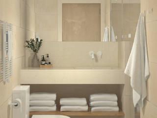 Lagom studio Mediterrane Hotels Keramik Beige