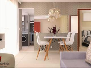 Wendely Barbosa - Designer de Interiores Modern living room