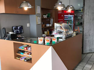 Wendely Barbosa - Designer de Interiores Modern gastronomy